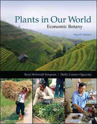 Plants in Our World By Simpson, Beryl/ Ogorzaly, Molly
